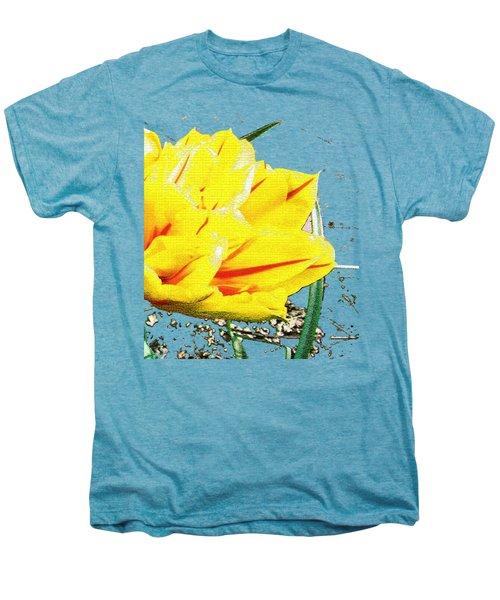 Tulip 3 Men's Premium T-Shirt by Vesna Martinjak