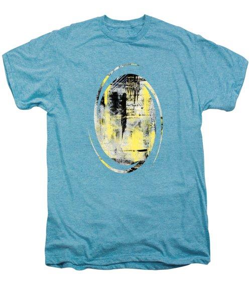 Urban Abstract Men's Premium T-Shirt by Christina Rollo