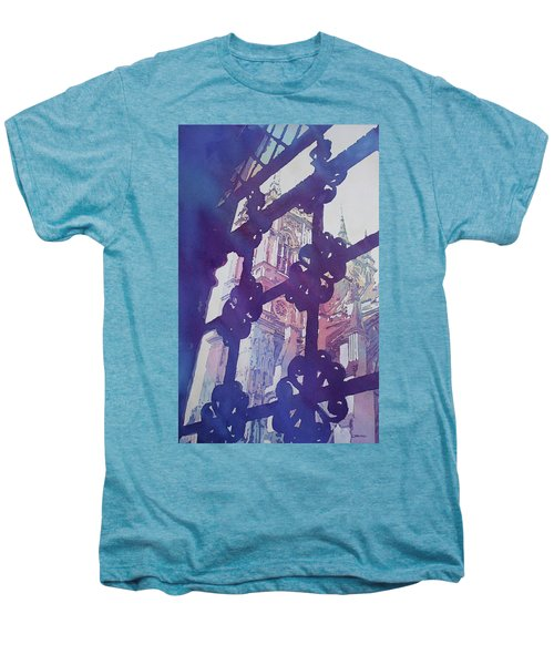 View From The Cloister Men's Premium T-Shirt by Jenny Armitage