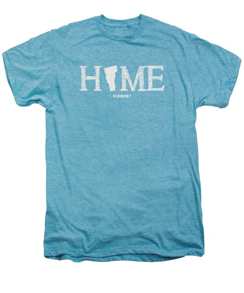 Vt Home Men's Premium T-Shirt by Nancy Ingersoll