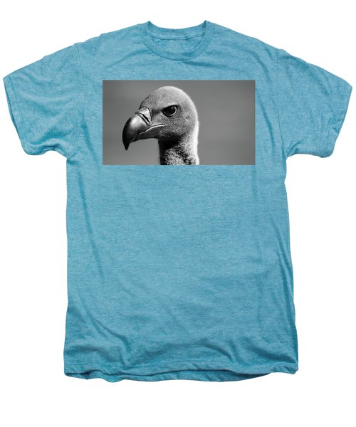 Vulture Eyes Men's Premium T-Shirt by Martin Newman