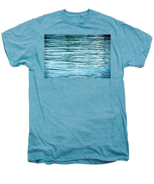 Water Flow Men's Premium T-Shirt by Steve Gadomski