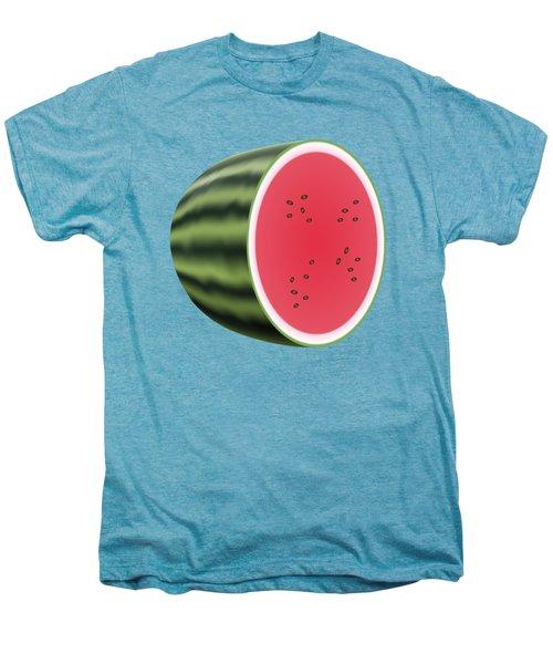 Water Melon Men's Premium T-Shirt by Miroslav Nemecek