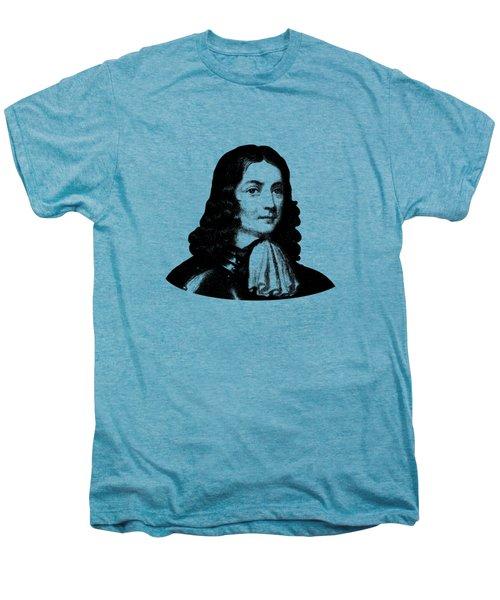 William Penn - Pennsylvania Founder Men's Premium T-Shirt by War Is Hell Store