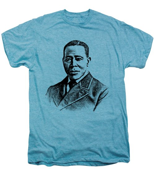 William Still Abolitionist Men's Premium T-Shirt by Otis Porritt
