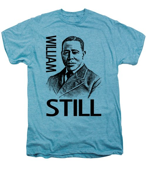 William Still Men's Premium T-Shirt by Otis Porritt