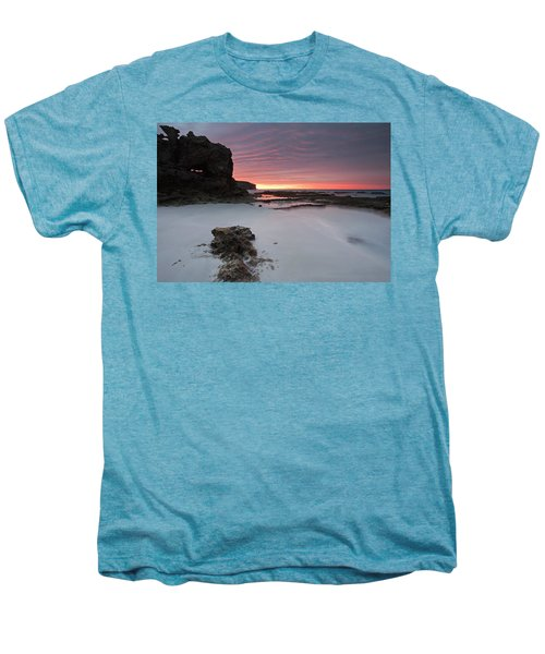 Window On Dawn Men's Premium T-Shirt by Mike  Dawson