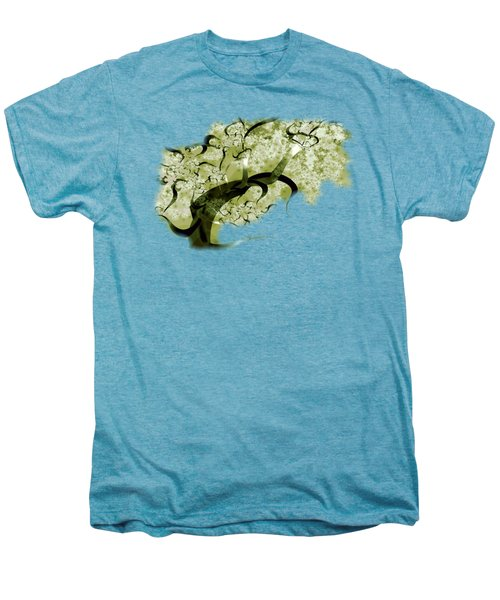 Wishing Tree Men's Premium T-Shirt by Anastasiya Malakhova