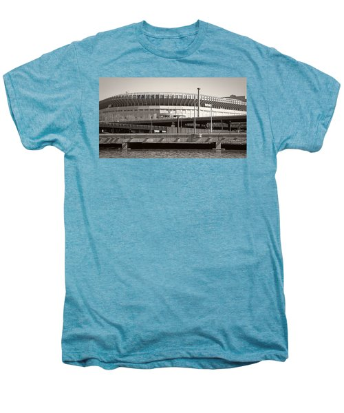 Yankee Stadium    1923  -  2008 Men's Premium T-Shirt by Daniel Hagerman