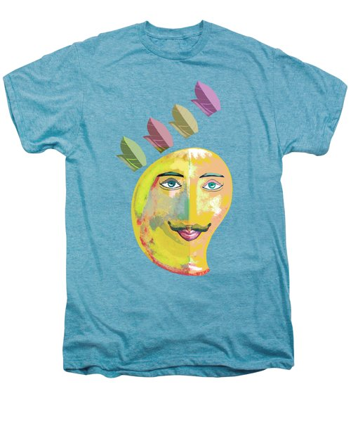 Your Highness A Men's Premium T-Shirt by Thecla Correya