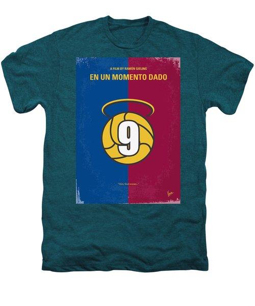 No272 My En Un Momento Dado Minimal Movie Poster Men's Premium T-Shirt by Chungkong Art