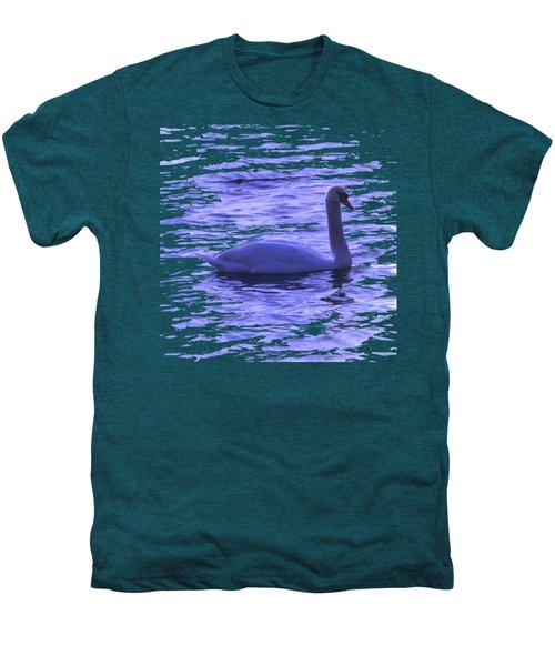 Swan Lake Men's Premium T-Shirt by Vesna Martinjak