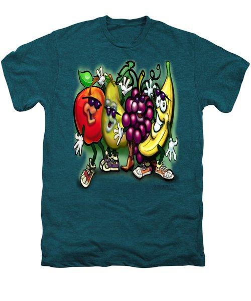 Fruits Men's Premium T-Shirt by Kevin Middleton