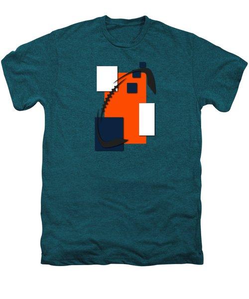 Broncos Abstract Shirt Men's Premium T-Shirt by Joe Hamilton