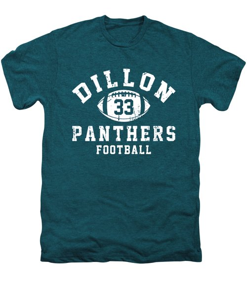 Dillon Panthers Football Men's Premium T-Shirt by Pendi Kere