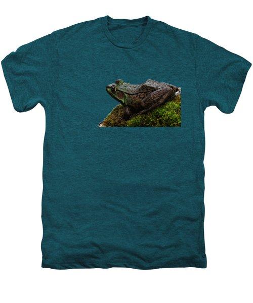 King Of The Rock Men's Premium T-Shirt by Debbie Oppermann