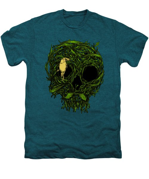 Skull Nest Men's Premium T-Shirt by Carbine
