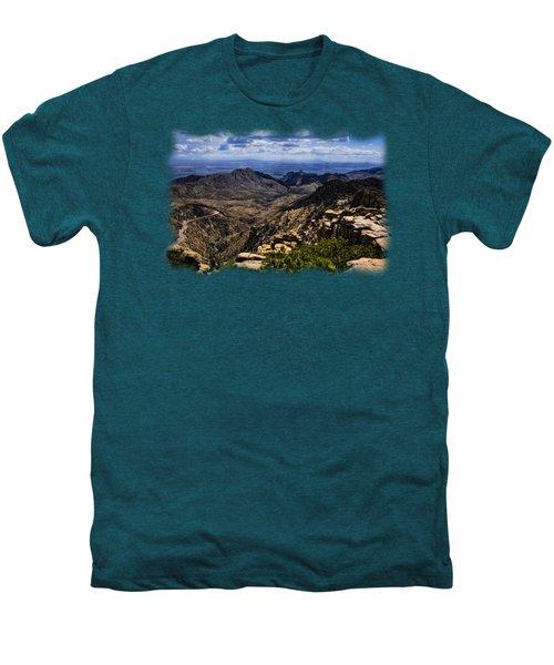 Windy Point No.11 Men's Premium T-Shirt by Mark Myhaver