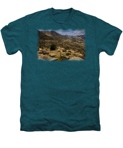 Windy Point No.5 Men's Premium T-Shirt by Mark Myhaver