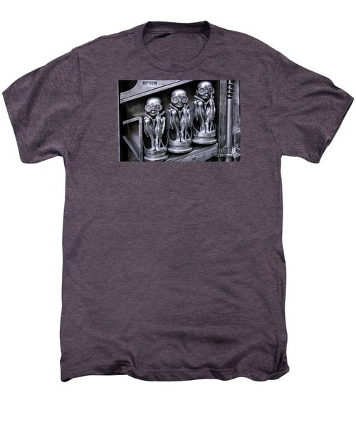 Alien Elton Men's Premium T-Shirt by Timothy Hacker