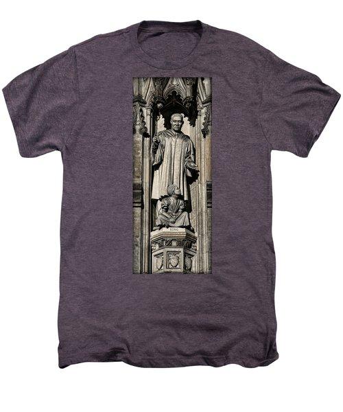 Mlk Memorial Men's Premium T-Shirt by Stephen Stookey