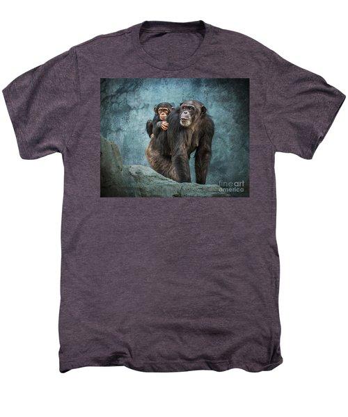 Ride Along Men's Premium T-Shirt by Jamie Pham