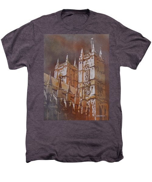 Shining Out Of The Rain Men's Premium T-Shirt by Jenny Armitage