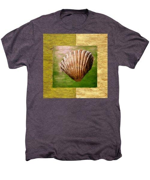 Verde Beach Men's Premium T-Shirt by Lourry Legarde