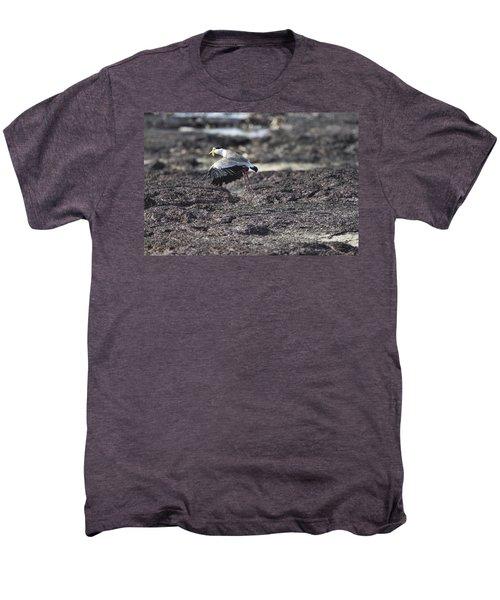 Gracious Ascent Men's Premium T-Shirt by Douglas Barnard