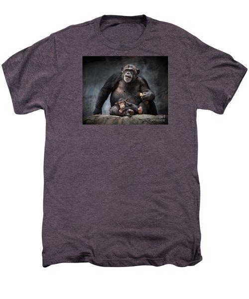 Mommy Pillow Men's Premium T-Shirt by Jamie Pham