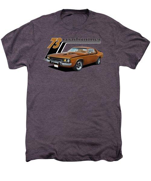 1973 Roadrunner Men's Premium T-Shirt by Paul Kuras