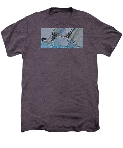 Florida Regatta Men's Premium T-Shirt by Steven Lapkin