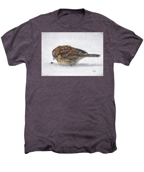 And These Thy Gifts  Men's Premium T-Shirt by Lois Bryan