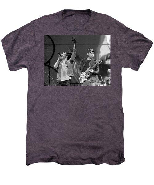 Coldplay 14 Men's Premium T-Shirt by Rafa Rivas