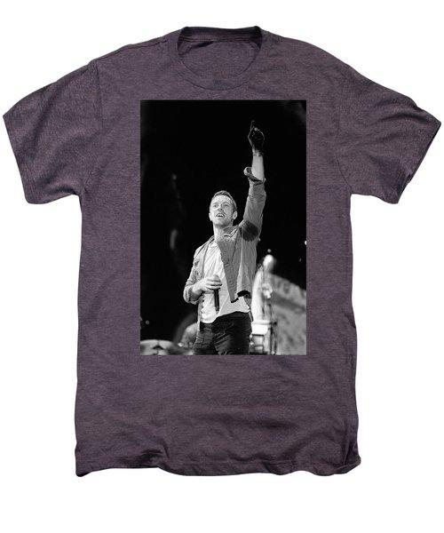 Coldplay 16 Men's Premium T-Shirt by Rafa Rivas