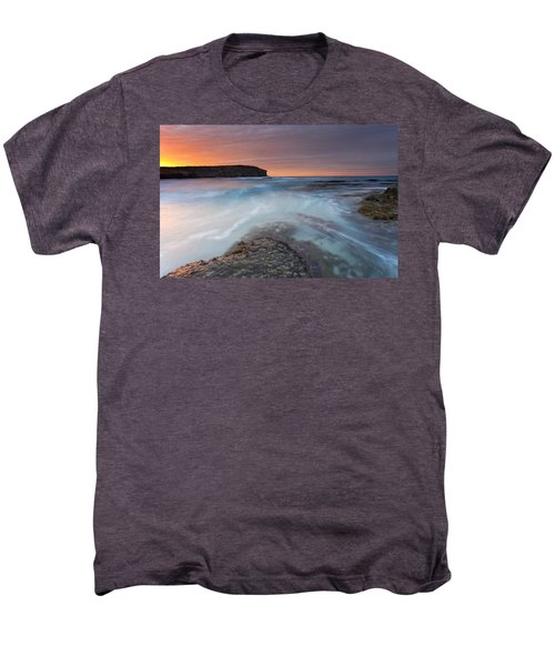 Divided Tides Men's Premium T-Shirt by Mike  Dawson