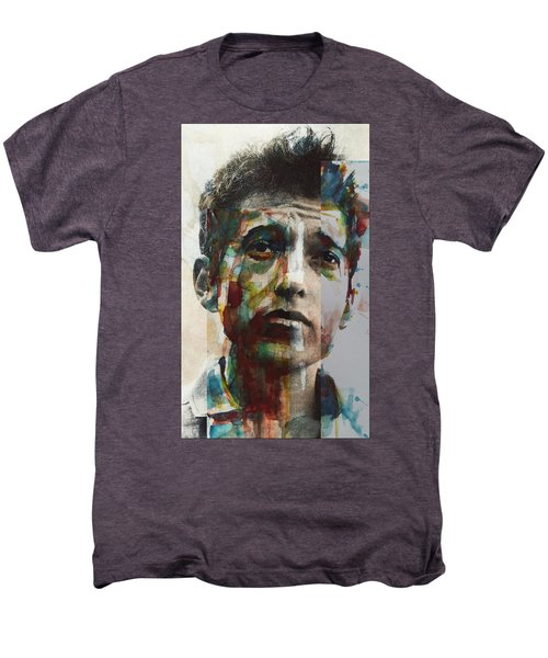 I Want You  Men's Premium T-Shirt by Paul Lovering