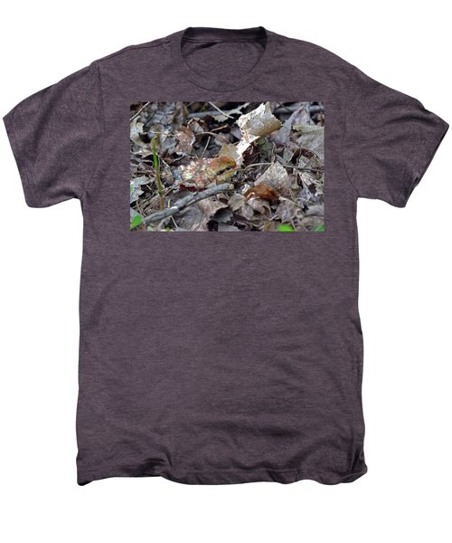 It's A Baby Grouse Men's Premium T-Shirt by Asbed Iskedjian
