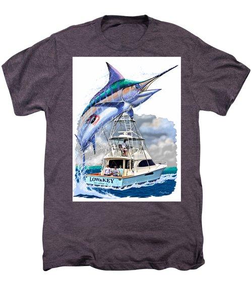 Marlin Commission  Men's Premium T-Shirt by Carey Chen