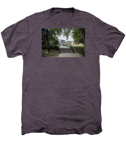 Penn State Library  Men's Premium T-Shirt by John McGraw