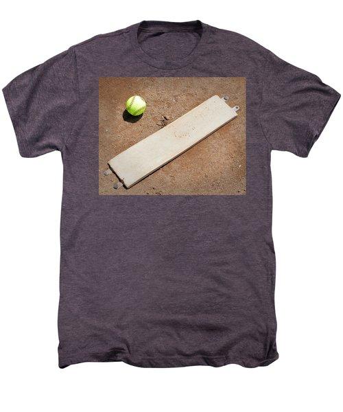 Pitchers Mound Men's Premium T-Shirt by Kelley King