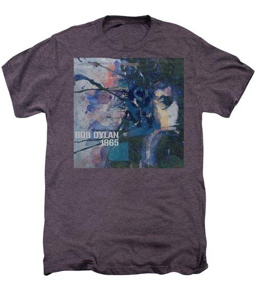 Positively 4th Street Men's Premium T-Shirt by Paul Lovering