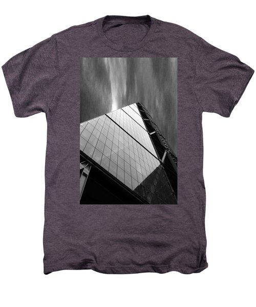 Sharp Angles Men's Premium T-Shirt by Martin Newman