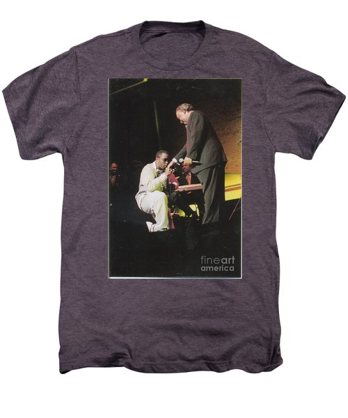 Sharpton 50th Birthday Men's Premium T-Shirt by Azim Thomas