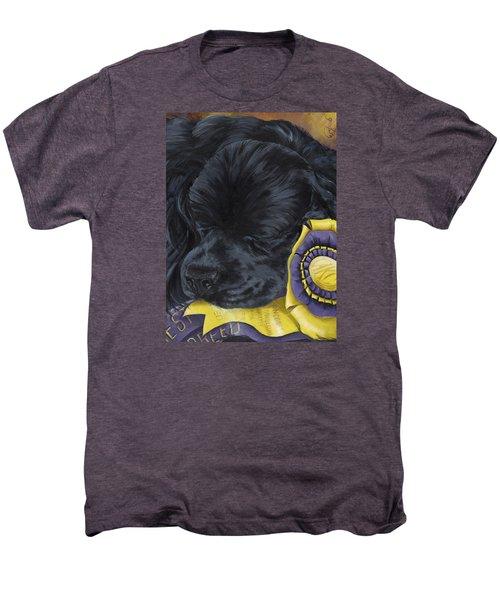 Sleepy Time Spader Men's Premium T-Shirt by Gilda Goodwin