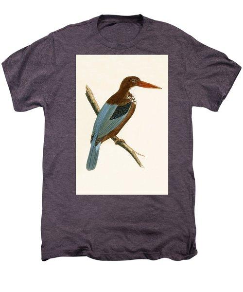 Smyrna Kingfisher Men's Premium T-Shirt by English School
