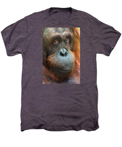 Soulful Men's Premium T-Shirt by Jamie Pham