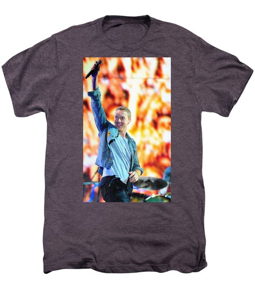 Coldplay4 Men's Premium T-Shirt by Rafa Rivas