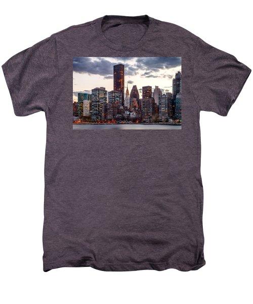 Surrounded By The City Men's Premium T-Shirt by Az Jackson