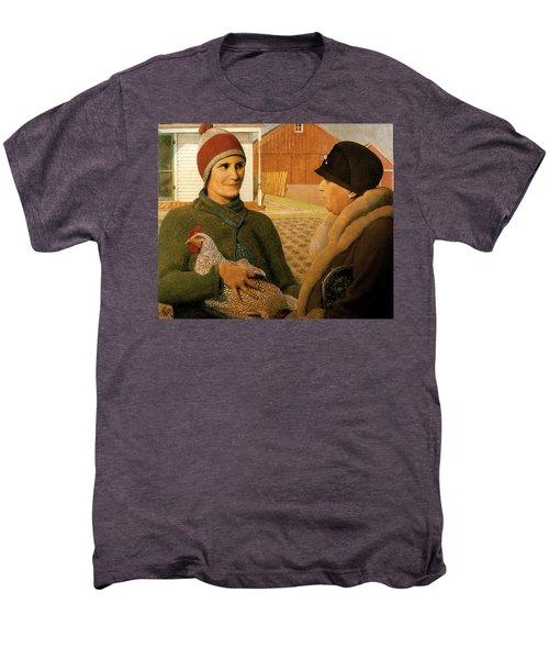 The Appraisal Men's Premium T-Shirt by Celestial Images
